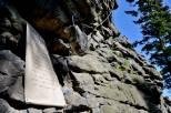 Otvírání skal - Čertovy kameny
