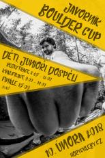 Boulder Cup Javorník 2018