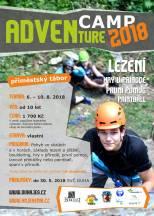 ADVENTURE CAMP 2018 - letní tábor