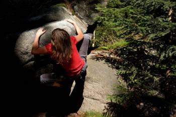 Kroužek lezení pro mládež
