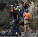 Základní kurz na skalách