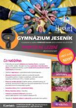 Gymnázium Jeseník - sportovní lezení