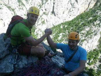Chorvatsko Paklenica