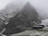 Zářijové Vysoké Tatry - Teryho chata