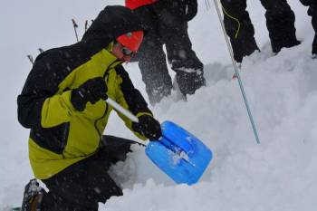 Zimní horolezecké kurzy